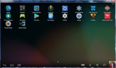Emulador BlueStacks - mobdro iphone